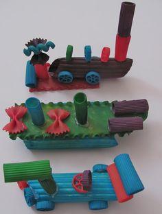 Pasta transportation crafts