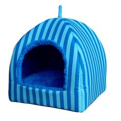 Saymequeen Small Cat Puppy Bed Multifunctional Cat Nest Dog House Kennel * Startling review available here  : Cat condo