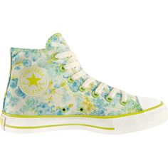 best sneakers b251f 50fe0 Converse All Star - floral, keepin it girly while I work