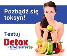 Ciesz się życiem bez toksyn! :) Przetestuj bezpłatnie suplement diety Detox + Cholester. Sprawdź szczegóły: http://www.cholester.pl/…/test-konsumencki-detox-cholester.… #detox #oczyszczanie