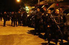 Forças de Segurança já ocupam o Complexo da Maré - Rio - O Dia