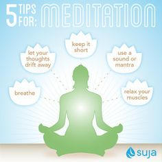 Annie's 5 tips for meditation