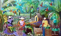 south america naive art - חיפוש ב-Google