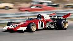 One of the most beautiful Ferraris Ferrari-Ickx-Glen72 flat 12 Boxer engine