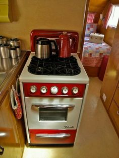 Cute stove!