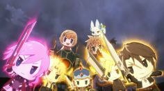 World of Final Fantasy Demo Coming to the West | The World of GirlNerdyGamer