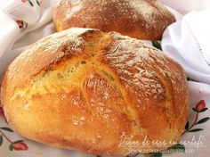 Another pinner wrote: This german potato bread recipe is one of the best recipes for homemade bread I ever tried. Bread Bun, Bread Rolls, German Bread, Rustic Bread, Potato Bread, Good Food, Yummy Food, Bread And Pastries, Wrap Recipes