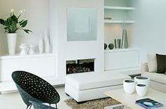white interiors - Google zoeken