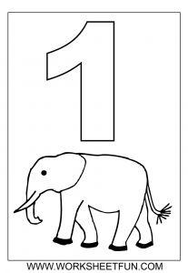 okul öncesi 1 sayısını yazma ile ilgili görsel sonucu