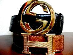Moorish Harem, Gucci Hermes designer belts