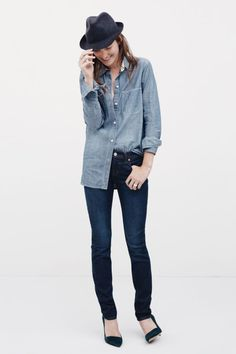 3 Ways To Wear The Perfect Pair | The Zoe Report