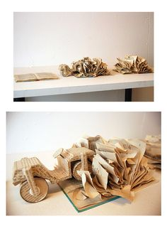 Artists book by Sqwrdl | Flickr - Photo Sharing!