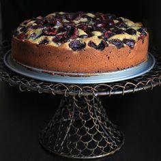 Life's Too Short to Skip Dessert: Cherry Poppy Seed Cake