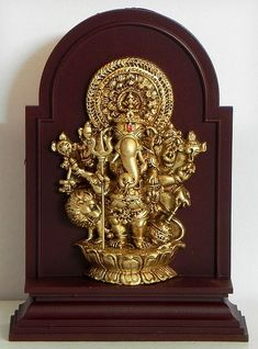 Lord Ganesha - Resin Statues (Poly Resin)