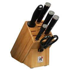 Miyabi Kaizen 7 Piece Steel Cutlery Set #cooking #home