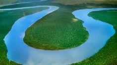 Iguaçu River.