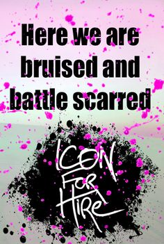 Icon For Hire- Here We Are