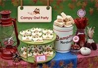 Camping Birthday Party Ideas - Bing Images