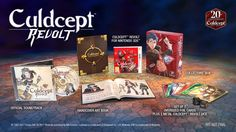 NISA Europe : Culdcept Revolt - Limited Edition (3DS)