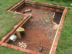 Image result for tortoise yard
