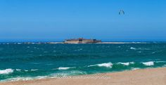 Forte da Insua, Praia de Moledo. Caminha.