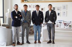 Interview: Brunello Cucinelli on formal/informal style | Permanent Style