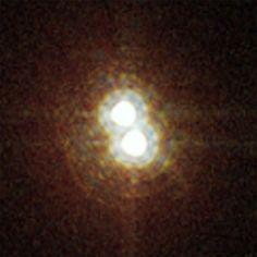 Pismis 24 - Double Star