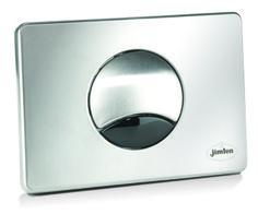 Sistema pulsador por infrarrojos, también permite accionamiento manual