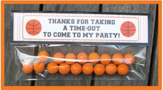 New basket ball birthday party favors sport theme 58 Ideas Basketball Party Favors, Basketball Birthday Parties, Sports Birthday, 2nd Birthday Parties, Basketball Tickets, Sports Party, Basketball Cakes, Basketball Baby, 9th Birthday