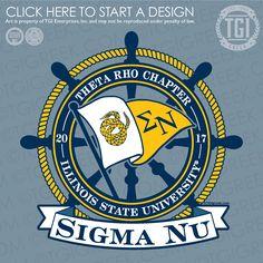 Sigma Nu | ΣΝ | PR | PR Shirt | Fraternity PR | TGI Greek | Greek Apparel | Custom Apparel | Fraternity Tee Shirts | Fraternity T-shirts | Custom T-Shirts