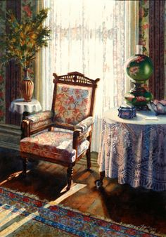 """Morning Room"" —Sonya Terpening"