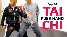 Top 10 Tai Chi Push hand - awesome tai chi chuan