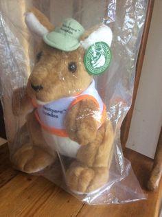 Parks Wildlife Backyard Buddies Kangaroo Brand New Plastic Bag Animal Australia    eBay