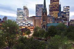 SixtyColborne - Toronto   http://vimeo.com/69636059
