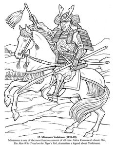 free japanese art coloring pages - photo#28