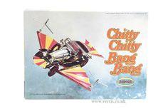 Aurora Chitty Chitty Bang Bang model kit
