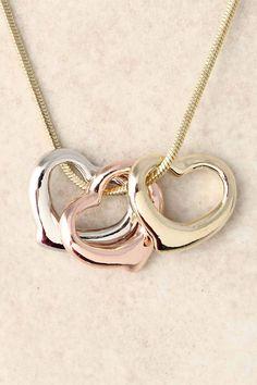 Trinity Necklace | Emma Stine Jewelry Necklaces