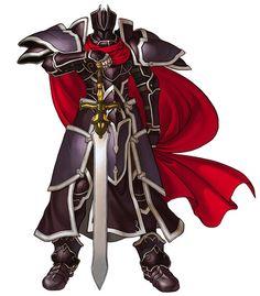 Fire Emblem Radiant Dawn: The Black Knight