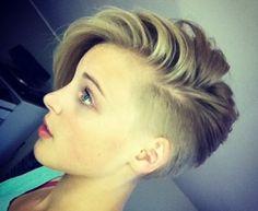 10 side undercut hairstyles for women – StrayHair