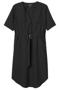My Monki dress Short Sleeve Dresses, Dresses With Sleeves, Monki, Shirt Dress, Shirts, Shopping, Skor, Women, Waiting