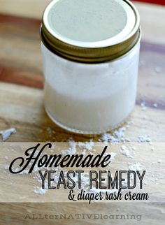 Homemade diaper yeast infection rememdy that's cloth dafe and all natural. Easy to make and clears up the rash completely in a couple of days   ALLterNATIVElearning
