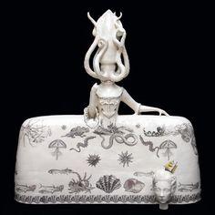 Claire Partington ceramic sculpture
