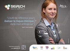 Annonce presse pour la promotion de Seirich © INRS