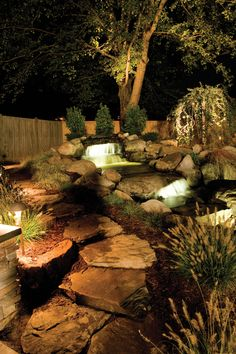 Landscape Lighting for Trees . Landscape Lighting for Trees . attractive evening Wedding themes 17 Best Ideas About Havana Best Landscape Lens, Landscape Lighting Kits, Landscape Stairs, Landscape Fabric, House Landscape, Landscape Design, Easy Landscape Paintings, Cool Landscapes, Small Yard Landscaping
