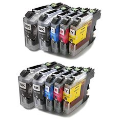 ESTON 10PK for Brother LC207 LC205 XXL High Yield Compatible Ink Cartridge For Brother MFC- J4320DW J4620DW Printers -- Awesome products selected by Anna Churchill