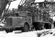 Scania-Vabis L61 '1949–54