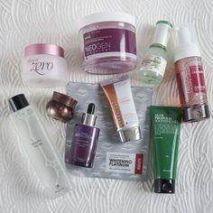 10-Step Korean Skin Care Routine Set (Normal Skin Type)