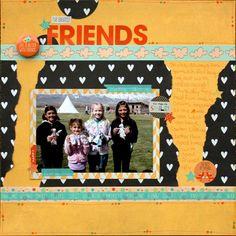 Layout: Friends