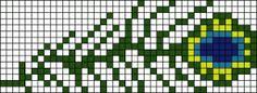 Alpha Friendship Bracelet Pattern #12574