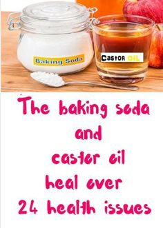 Several health benefits of castor oil and how to use